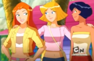 Totally Spies the OP