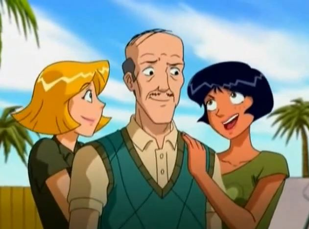 Jerry Totally Spies