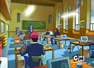 Dorsal Academy classroom
