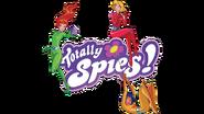 Totally Spies! - logo (Season 6)