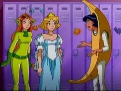 Halloween Totally Spies Wiki Fandom Powered By Wikia
