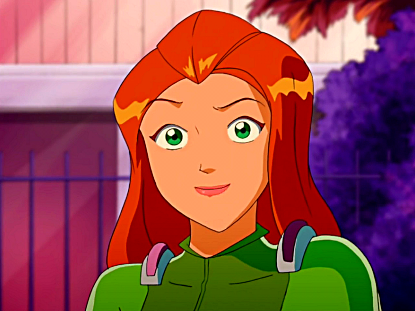 dcec510eb Samantha | Totally Spies Wiki | FANDOM powered by Wikia