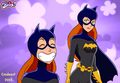 Sam as Batgirl.png