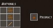 Total Miner wood sword