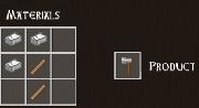 Total Miner steel hatchet