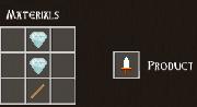 Total Miner diamond sword