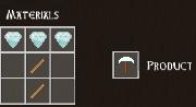Total Miner diamond pickaxe