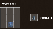 Total Miner flint flakes