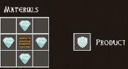 Total Miner diamond shield