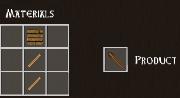 Total Miner wood spear