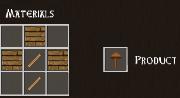 Total Miner wood shovel