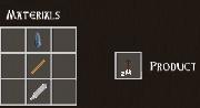 Total Miner arrow