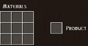 Total Miner crafting grid