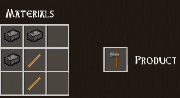 Total Miner iron hatchet