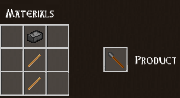 Total Miner iron spear