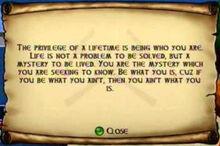 Wisdom Scroll