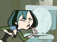 S01E25 Obrzydliwe wyzwanie Gwen