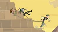 S03E01 Duncan ciągnie dziewczyny z piramidy