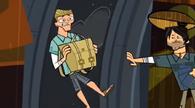S03E14 Wyrzucony blond stażysta