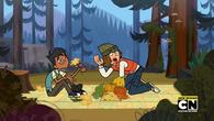 Dave, Shawn i piknik
