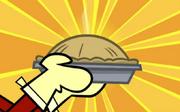 Tarta z toksycznych grzybów