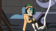 S02E04 Gwen i Duncan przytulają się