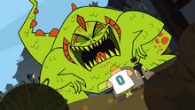 S02E01 Potwór ryczy na Owena i Duncana