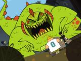 Uwaga, potwór!