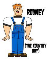 Oryginalny projekt Rodney'a