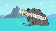 S02E24 Bruno wyciąga Blaineley z wody