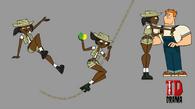 Różne pozy Jasmine