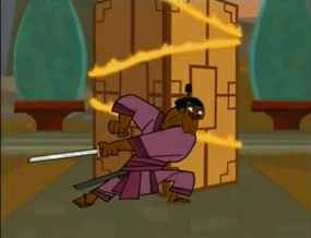 S02E22 Chef jako samuraj