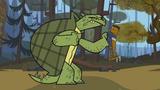 S04E06 Lightning i gigantyczny żółw