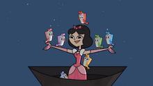 S05,2E06-Ella wykonuje Armatę wstydu