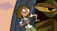 S03E16 Courtney obserwuje eliminacje gwen