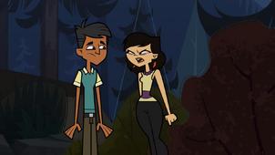 S05.2E09 Sky i Dave w lesie