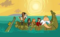 S03E02 Drużyna CJNBBBS ucieka przed krokodylami
