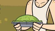 Tarta z zmutowanej żaby