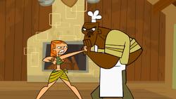 Walka Chef vs Izzy