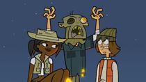 Chris, Jasmine i Shawn w czołówce