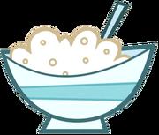 Owsinka, główne jedzenie w TP