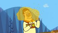 S05E04 Sam zaatakowany przez pszczoły