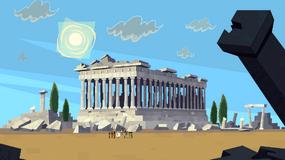 S03E14 Partenon w Atenach