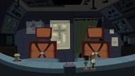 Pokój Zwierzeń w kokpicie pilota