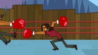 Alejandro i José, walczą