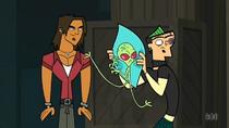 S03E15-Alejandro, Duncan i kosmita