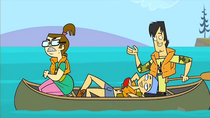 S01E08 Lindsay się opala