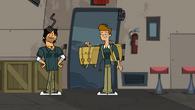 S05E14 Chris jest hologramem