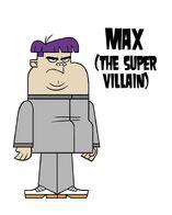 Oryginalny projekt Maxa