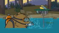 S05E00 Miś nurek i żaba w czołówce